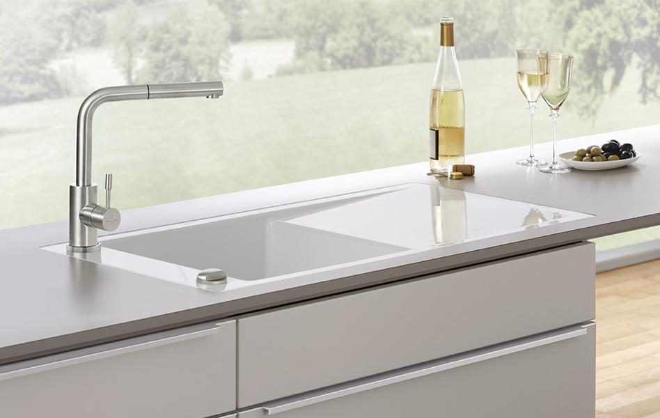 Il lavello - il cuore di ogni cucina