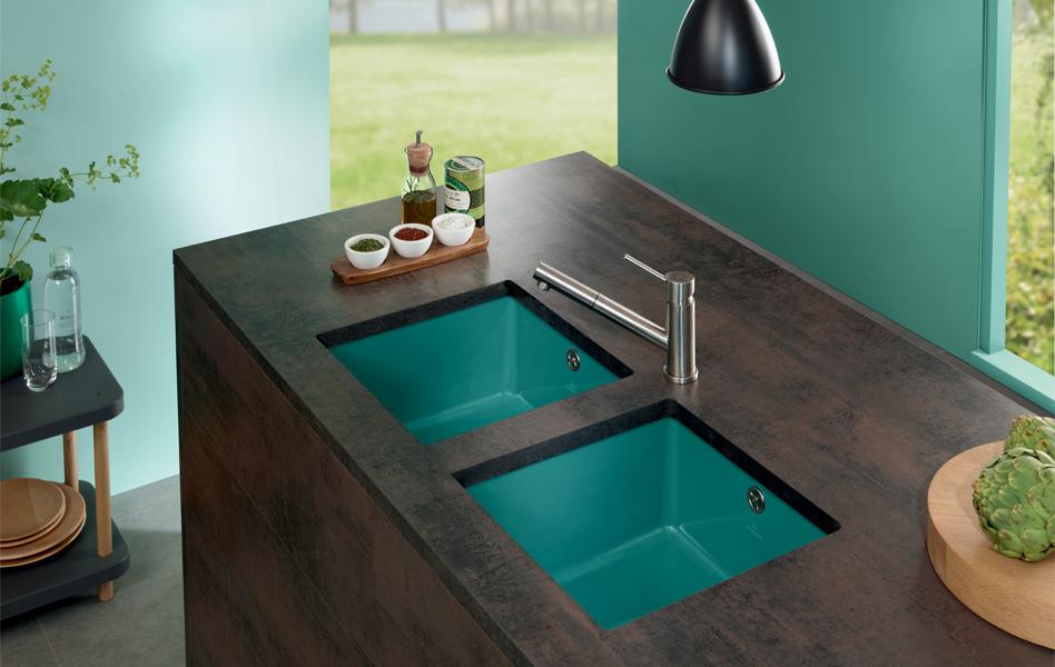 Ispirazioni di Villeroy & Boch per progettare la vostra cucina