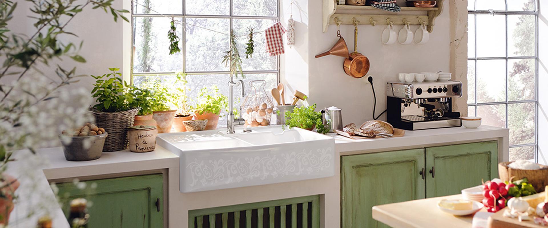 Stunning Lavelli Per Cucina In Ceramica Photos - Home Ideas - tyger.us