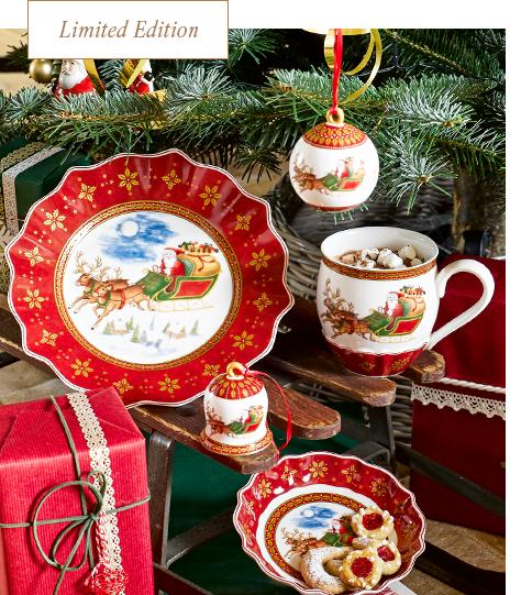 Regali Di Natale Oggettistica.Regali Di Natale E Idee Regalo Di Villeroy Boch