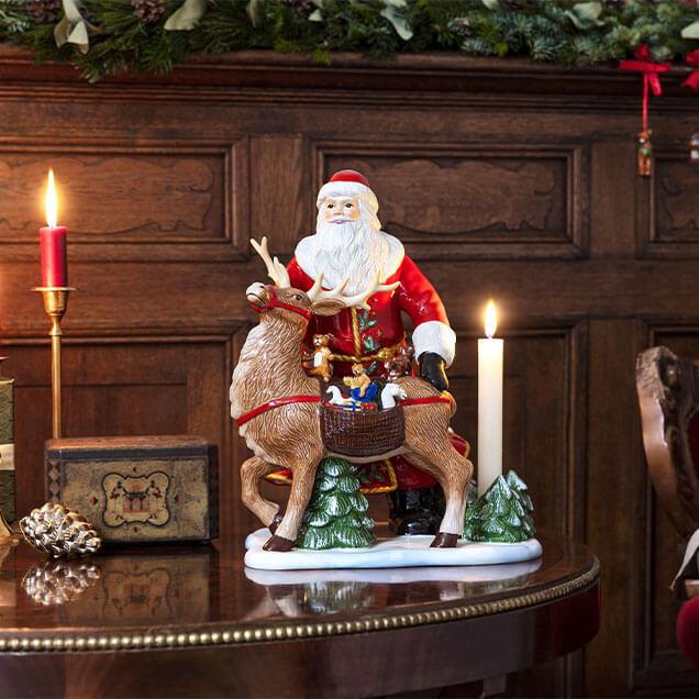 Addobbi Natale Villeroy Boch.Idee Per Decorazioni Natalizie Di Villeroy Boch
