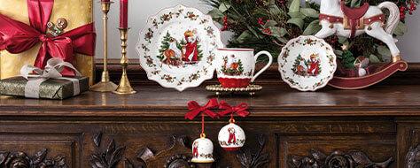 Addobbi Natale Villeroy Boch.Addobbi Per L Albero Di Natale Di Villeroy Boch