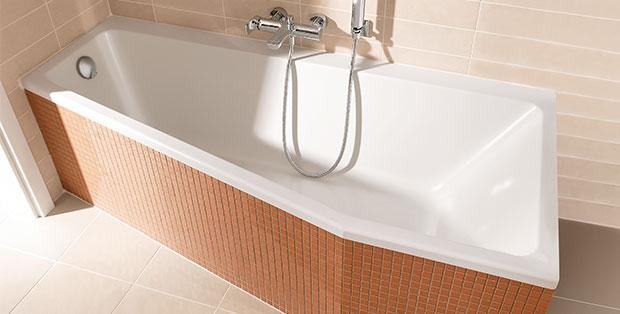 Produttori Sanitari Da Bagno.Vasche Da Bagno Compatte Per Bagni Piccoli Villeroy Boch It