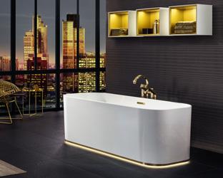Vasca Da Bagno Freestanding 150 : Vasca da bagno dimensioni contenute l cm in cristalplant e in