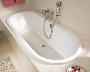 Vasca Da Bagno 130 70 : Vasche da bagno villeroy & boch