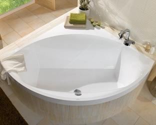 Vasche da bagno rilassarsi con eleganza villeroy boch - Vasche da bagno ovali ...