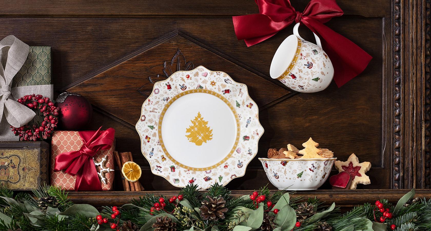 Addobbi Natale Villeroy Boch.Articoli Di Natale E Accessori Di Natale Di Villeroy Boch
