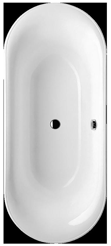 Cetus Vasca da bagno ovale UBQ175CEU7V - Villeroy & Boch