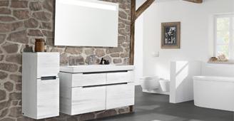 Soluzioni bagno Cambielli Edilfriuli spa BOLOGNA - Villeroy & Boch